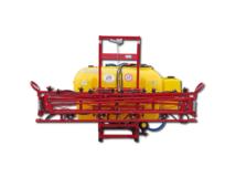 Függesztett szántóföldi permetezőgép 800 l / 12 m