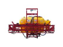 Függesztett szántóföldi permetezőgép 800 l / 15 m