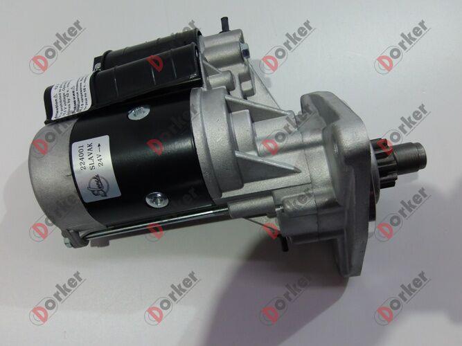 Önindító hajtóműves 24V/4.5KW