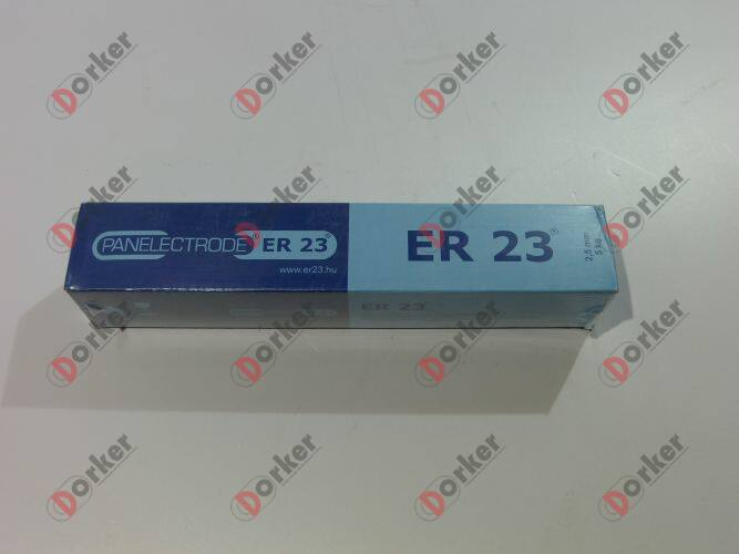 ELEKTRÓDA ER23 2,5X350 5KG