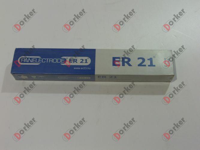 ELEKTRÓDA ER21 2,5X2,5